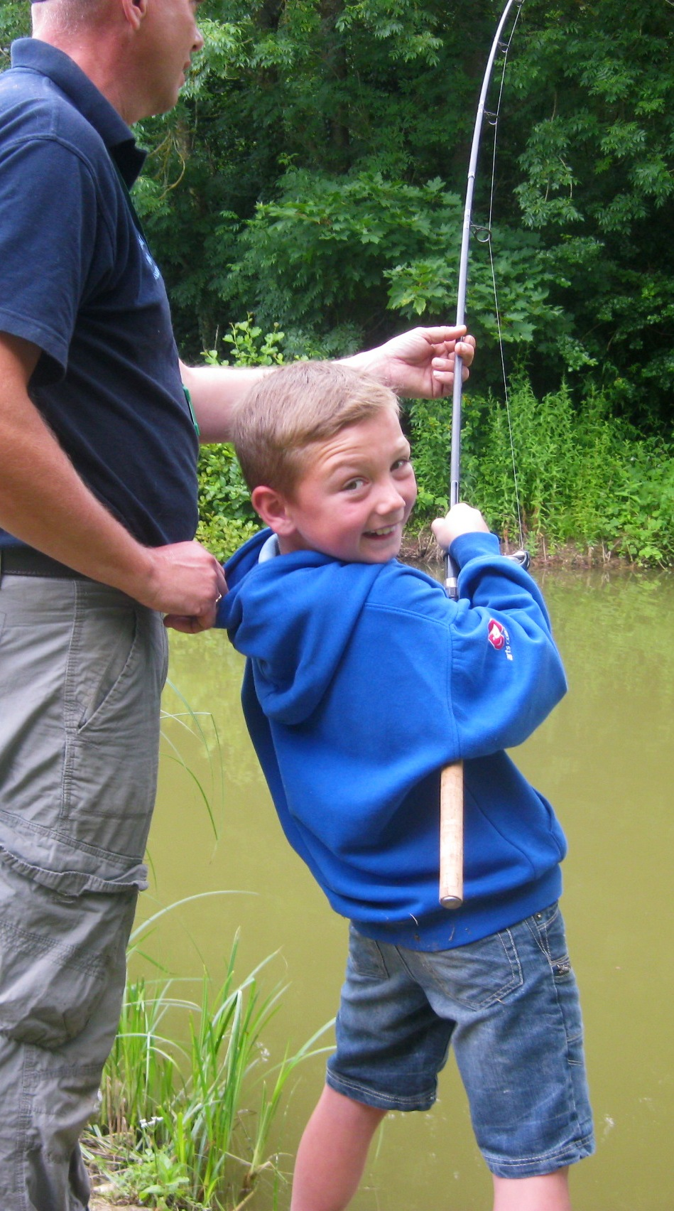 Angling Coach in Kent